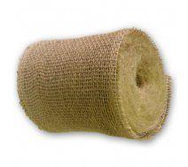 Prírodná jutová dekoratívna páska, šírka 15 cm