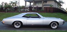 1969 Buick Riv - Very Hot!  LABails.com