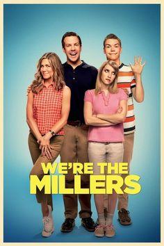 Watch We're the Millers Movie Online Streaming free Funny Movies, Great Movies, Hd Movies, Movies To Watch, Movies Online, Funniest Movies, Awesome Movies, Action Comedy Movies, Movies Free