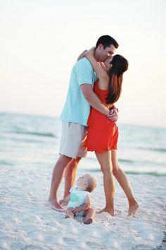 family beach pics #togally
