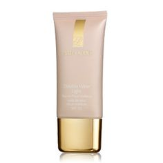"Estee Lauder Double Wear Light Make-up.  For oily skin.  Coverage somewhere between a tinted moisturizer and medium.  ""The Make-up"" for spring before you get the natural sun kissed glow going."