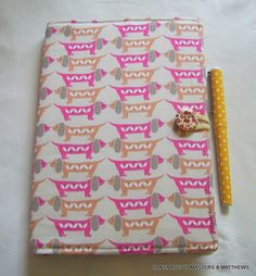 Notebook A5 Lined Journal Writing Book by Mastersandmatthews