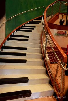 Musical Steps, Nashville. This is just so something I see you doing in your future house. :) @Arisa Sato Witherow