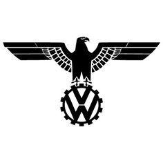 Volkswagen Falcon logo