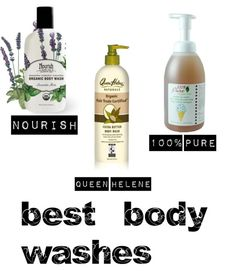 Best Body Washes of 2012 via chicandgreendaily.com