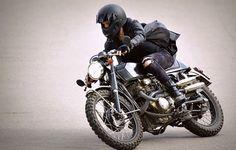 Dragon Tattoo motorcycle