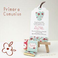 Primera comunión • first communion