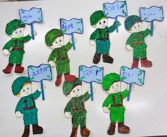 5o - 7o ΝΗΠΙΑΓΩΓΕΙΑ ΤΥΡΝΑΒΟΥ Starting School, Veterans Day, Kindergarten, Fictional Characters, Kindergartens, Fantasy Characters, Preschool, Preschools, Pre K