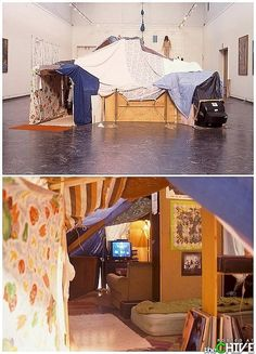Blanket forts for grown up kids for my home blanket fort bedroom room for How to make a fort in the living room