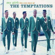 My Girl by The Temptations- THIS SONG IS ALSO IN THE RUNNING FOR F+D DANCE