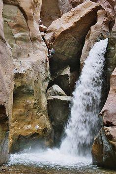 Wadi Mujib - Jordan