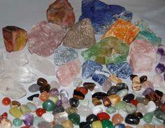 Hunting rocks and gem stones in the Arizona desert