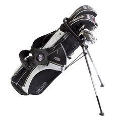 US Kids Tour Series TS51-V10 10 Club Set with Stand Bag - Golf Clubs - Puetz Golf