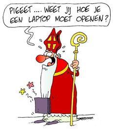 Computer Sint en Piet