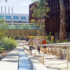 Deakin Uni Central Campus