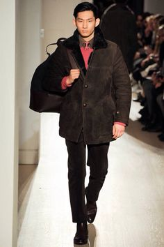 Dunhill F/W 2015