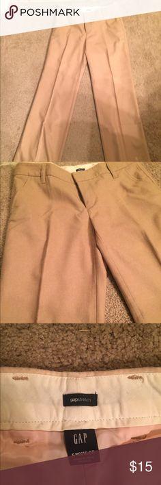 Gap wool trousers Gap tan wool lined trousers GAP Pants Trousers