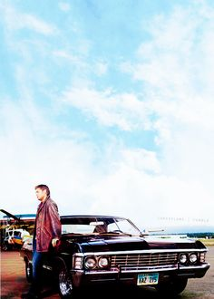 '67 Chevy Impala - Supernatural  Ladies and gentlemen, the hottest car you will ever find. Ever.