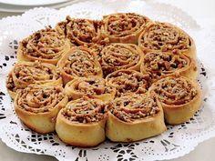 Cevizli Çörek Tarifi - Lezzet