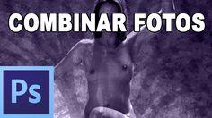 Combinar fotografías (doble exposición) - Tutorial Photoshop en Español ...