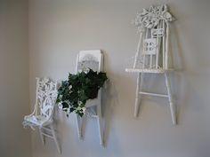 Pandora's Box: Ideas for a broken chair....