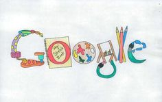 doodle for google - lindsey coffua age 8