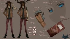 Synthetic Prosthetic Reference sheet and bio Oh man! OPO been working on it for ages, and very relieved it's done! Synthetic Prosthetic Ref Creepypasta Oc, Jeff The Killer, Fan Art, Deviantart, Age, Movie Posters, Fictional Characters, Athens, Film Poster