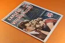 [H9] I ROMANZI DI GRAND HOTEL  ED. UNIVERSO  ANNO VIII - N° 34 - 1957  DISCRETO