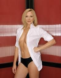 Image result for kim cattrall mannequin fur