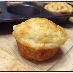 Mashed Potato Muffins Recipe - Key Ingredient