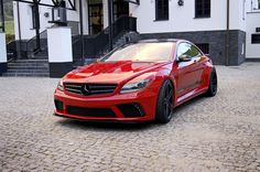 Mercedes CL W216 | Suhorovsky Design