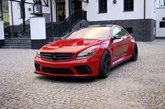 Mercedes CL W216 | Suhorovsky Design
