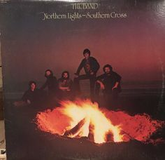 The Band - Northern Lights-Southern Cross (Vinyl, LP, Album) at Discogs