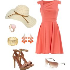 Summer Sorbet, created by heatherbean79 on Polyvore
