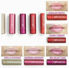 MMMM I can't wait for my moisture rich, lightly tinted lip balm!  Our Lip Bonbon's are perfect if you don't wear makeup but need your lips to stay moisturized!  I ordered mine in Cherry Cobbler in my kudos...which one will you get with yours?