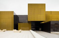Platform of Arts and Creativity in Guimarães, Portugal, by Pitágoras Architects