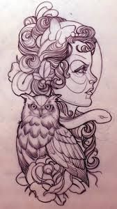 Image result for gypsy girl face tattoo