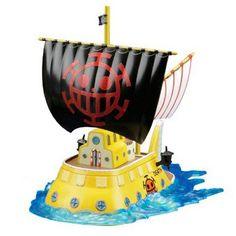 Bandai Trafalgar Law's Submarine Grand Ship Collection (One Piece)