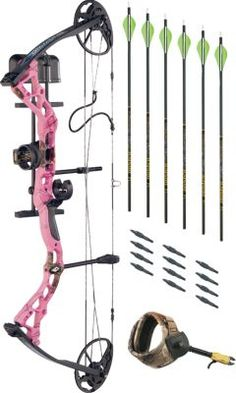 The Cabela's Diamond Archery Infinite Edge Bow Kit has everything the beginning archer needs to start shooting at a great price.