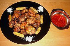 Chicken Arusha - Style (Rezept mit Bild) von Petra Regina | Chefkoch.de