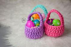 209 Fantastiche Immagini Su Cestini Alluncinetto Easter Eggs