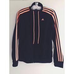 Moje Černá, oranžová - černo oranžová mikina adidas  od Adidas! Velikost 36 / 8 / S za300 Kč. Mrkni na to: http://www.vinted.cz/damske-obleceni/mikiny/17266349-cerna-oranzova-cerno-oranzova-mikina-adidas.