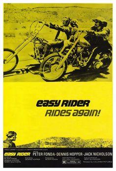 Easy Rider 27x40 Movie Poster (1972)