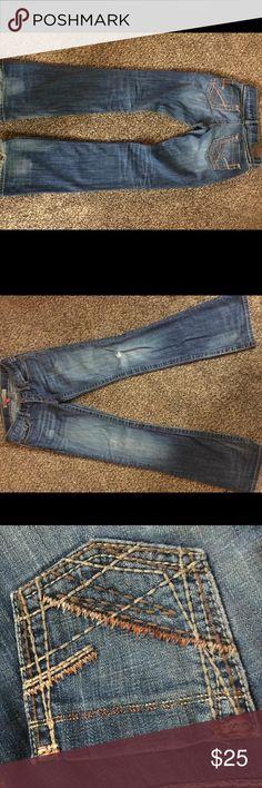 BKE Stella Jeans 26 x 33 1/2 BKE Stella Jeans 26 x 33 1/2 BKE Jeans Boot Cut
