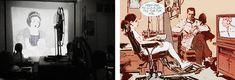 Dottie Underwood, Natasha Romanoff || The Red Room || AC 1x05 The Iron Ceiling; Marvel 616|| 500px x 170px || #animated #comics #coloredit