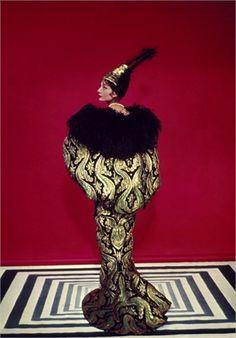 Photo by Cecil Beaton ca. 1960 Audrey Hepburn, ca. 1960