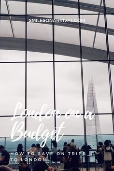 How to Enjoy London on a Budget Hawaii Travel, Thailand Travel, Bangkok Thailand, Italy Travel, Days Out In London, Things To Do In London, Budget Travel, Travel Tips, Travel Hacks