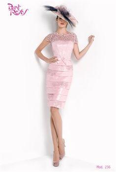 Vestidos de fiesta dant rosas