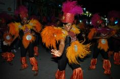 Haiti's National Carnaval of Gonaives 2014.