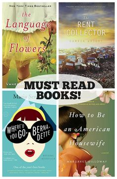 Must Read Books for this Summer!